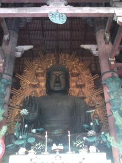 東大寺に行きました