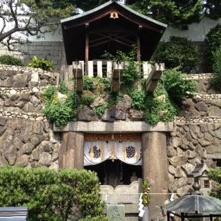 一心寺に行きました